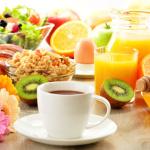 Frühstück optional für einige Apartments