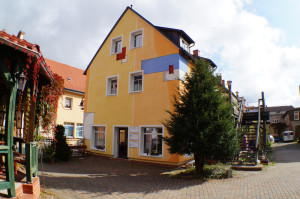 Ferienapartment: Kleiner Roter Zwerg